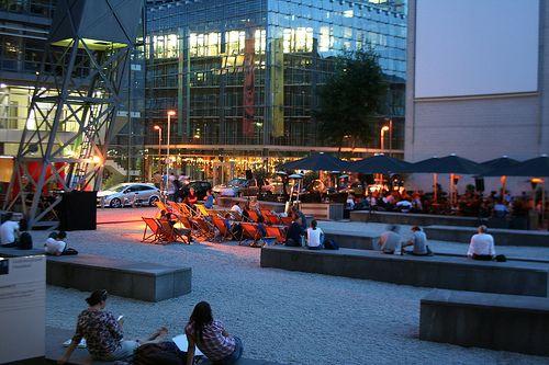 Kino Düsseldorf Hafen