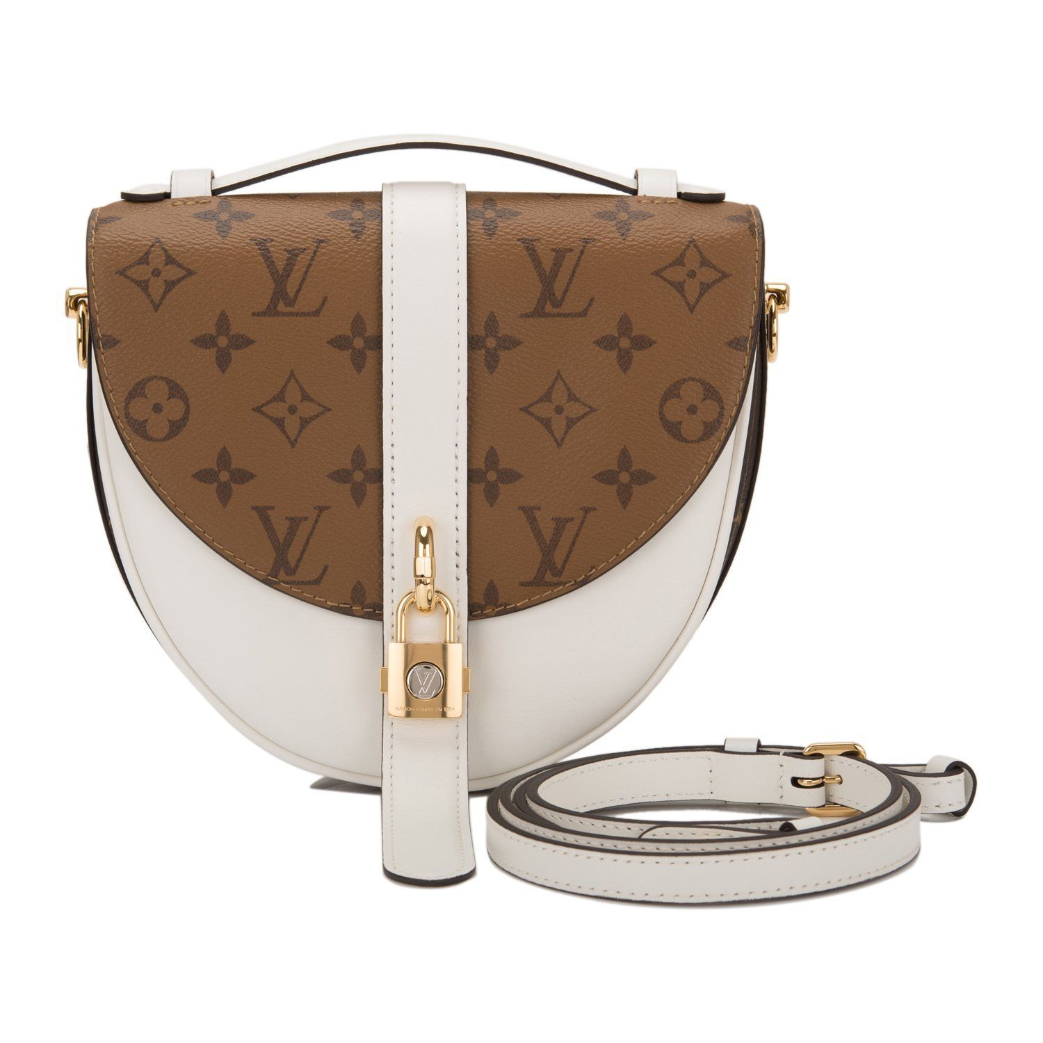 f27a7ca30a1e Louis Vuitton limited edition Chantilly Lock with monogram