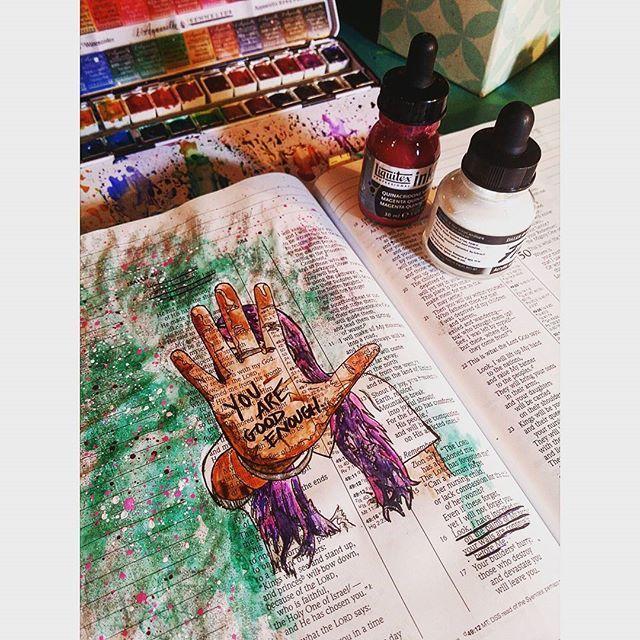 You Are Good Enough // Sonya @sjplinder Instagram photos   Websta