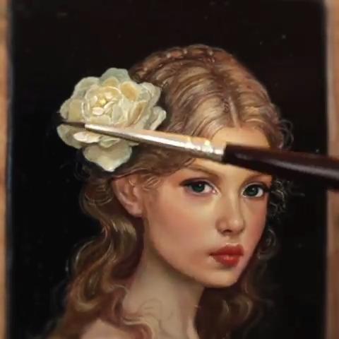 Oil Premium Artist Paint, 12ml Tubes – Set of 24