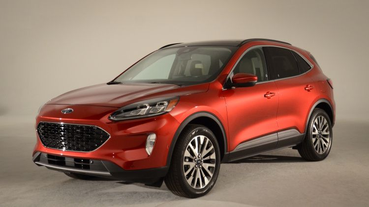 2020 Ford Escape Apr 2 2019 Photo Gallery Ford Escape Ford