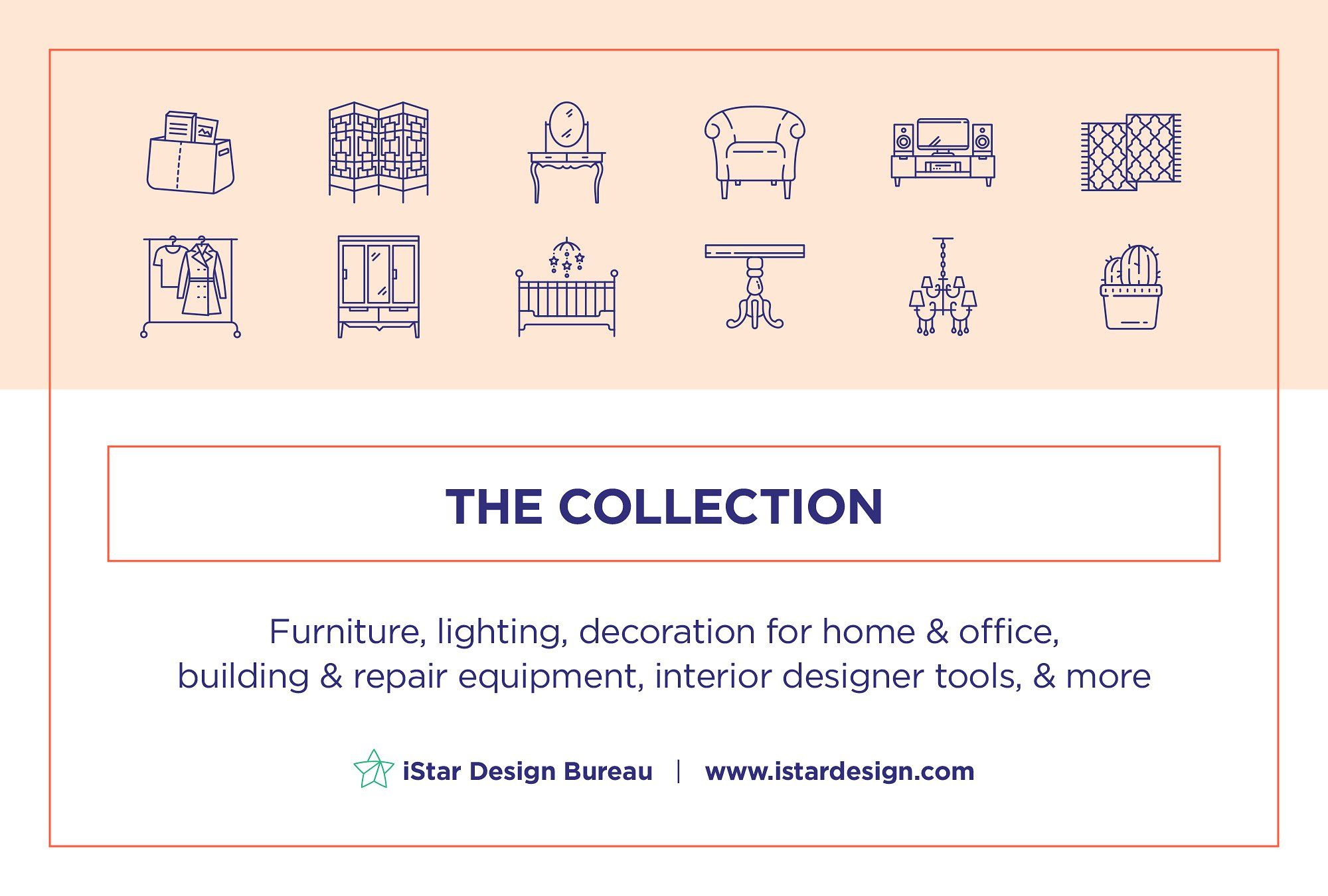 Interior Design Icons Set Icon Flaticon Icons Icon Pack Icon
