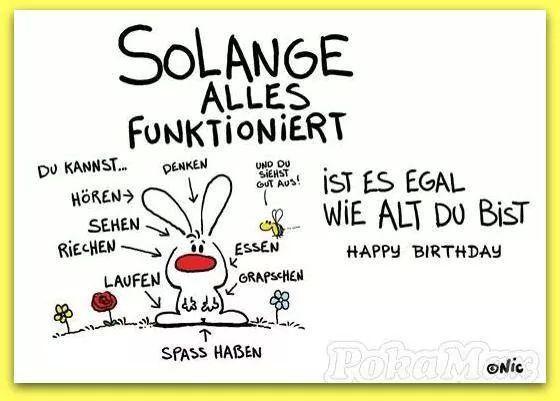 Bildergebnis Fur Lustige Spruche Zum Geburtstag Spruche