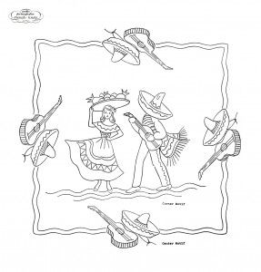Free vintage embroidery pattern embroidery pinterest vintage free vintage embroidery pattern dt1010fo
