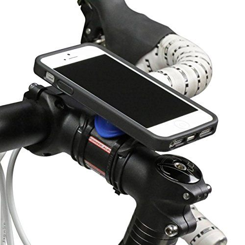 Annex Quad Lock Bike Mount Kit For Iphone 5 5s Black Bike Kit