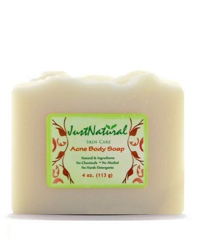 Clear Body Soap | Just Nutritive