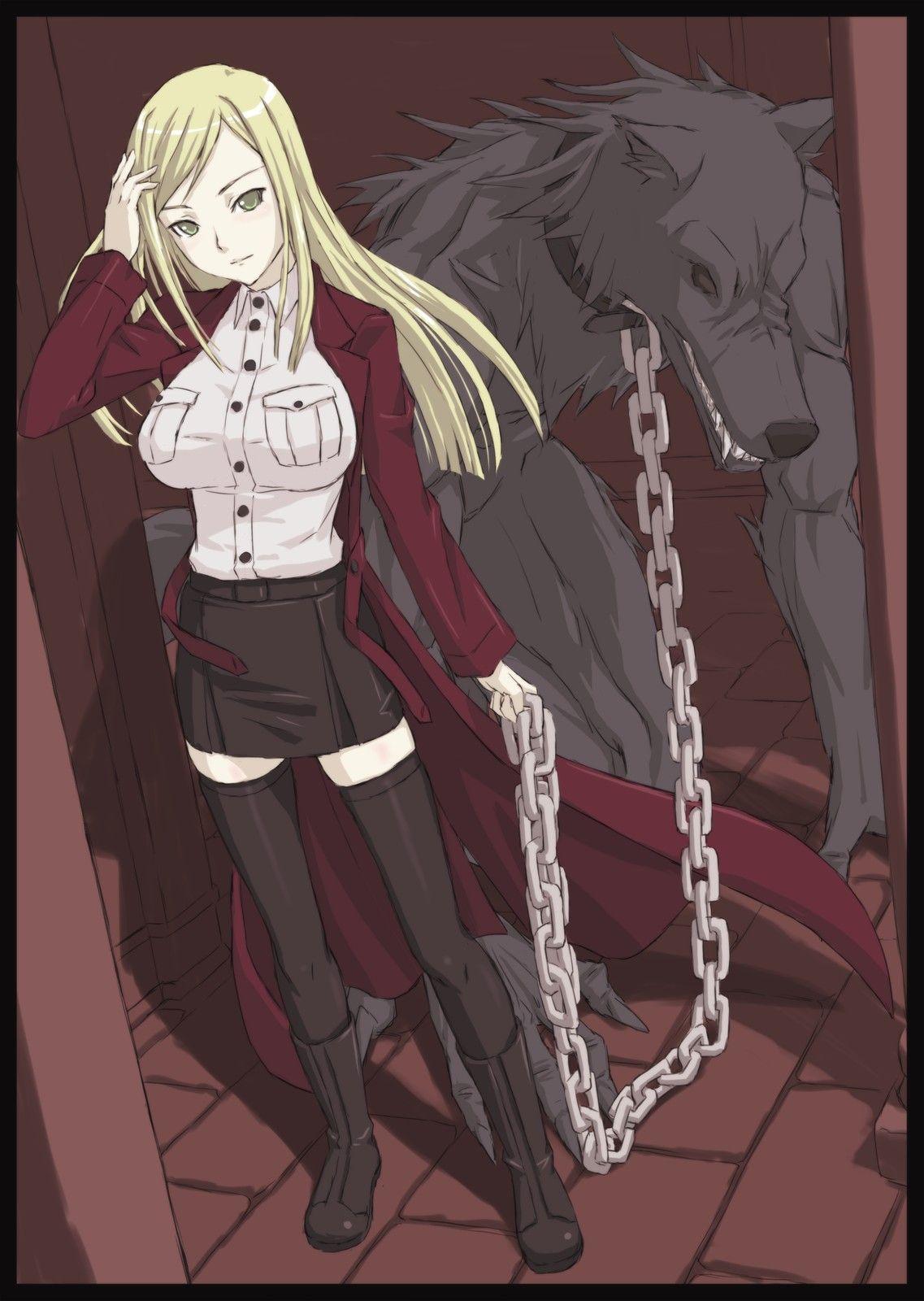 Dance In The Vampire Bund Wallpaper She Ll Look Lke When She