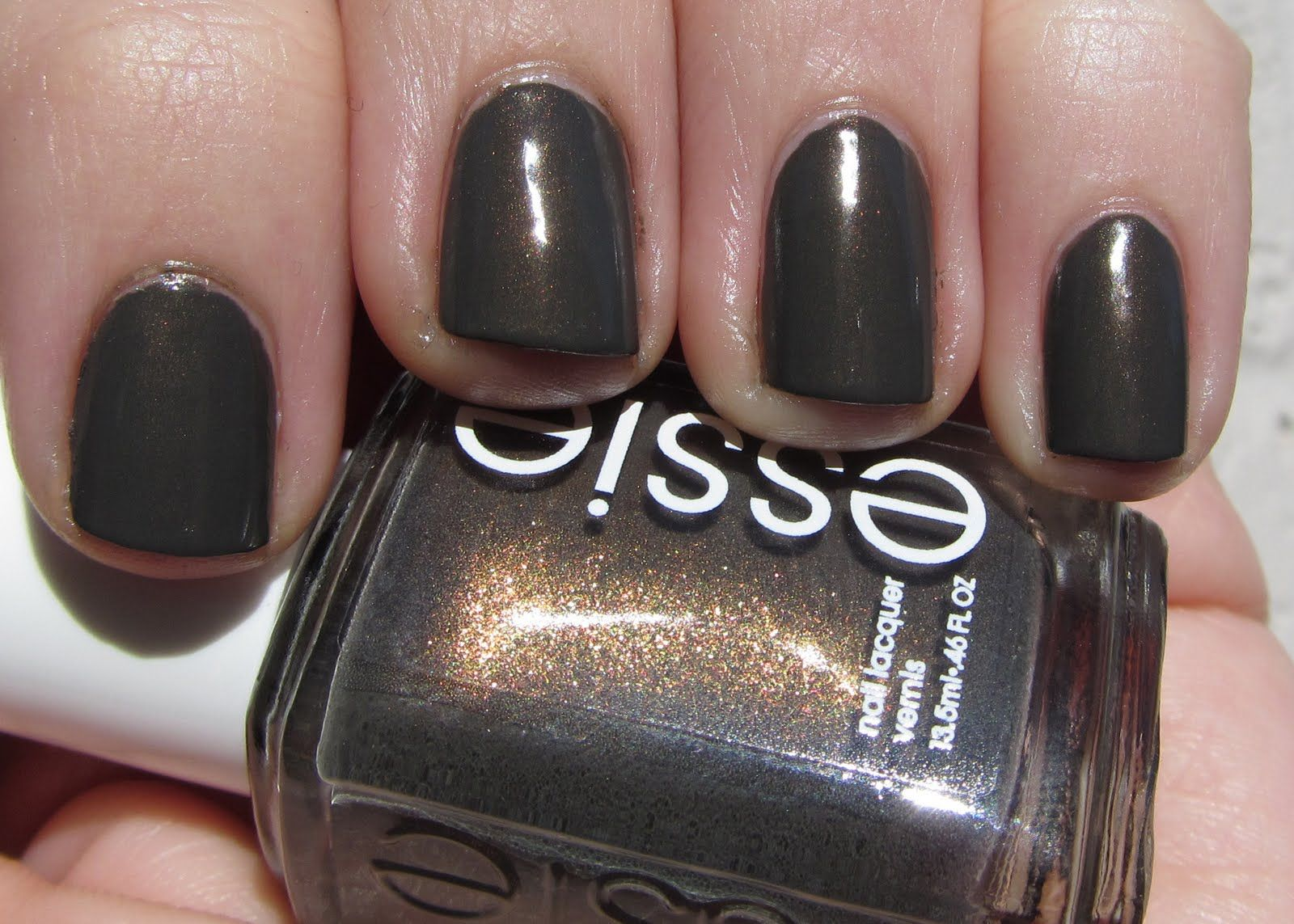 Essie Nail Polish Color Armed Ready