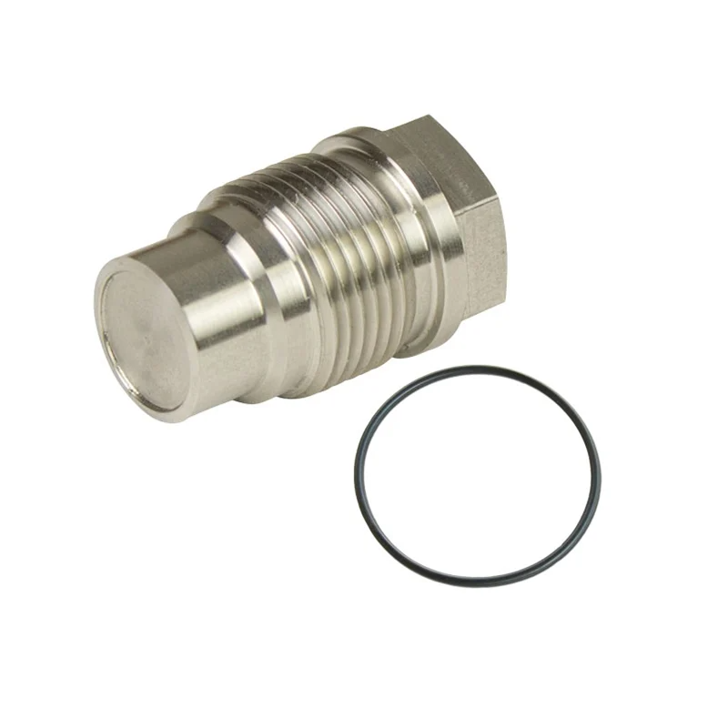 Check out the deal on BD Common Rail Fuel Plug 07.5-18 6.7L Cummins / 04.5-10 Duramax at Diesel Power Products