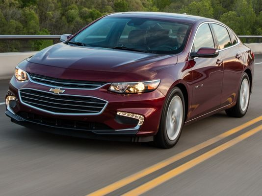 Review 2016 Chevrolet Malibu Hybrid Finally Gets It Right