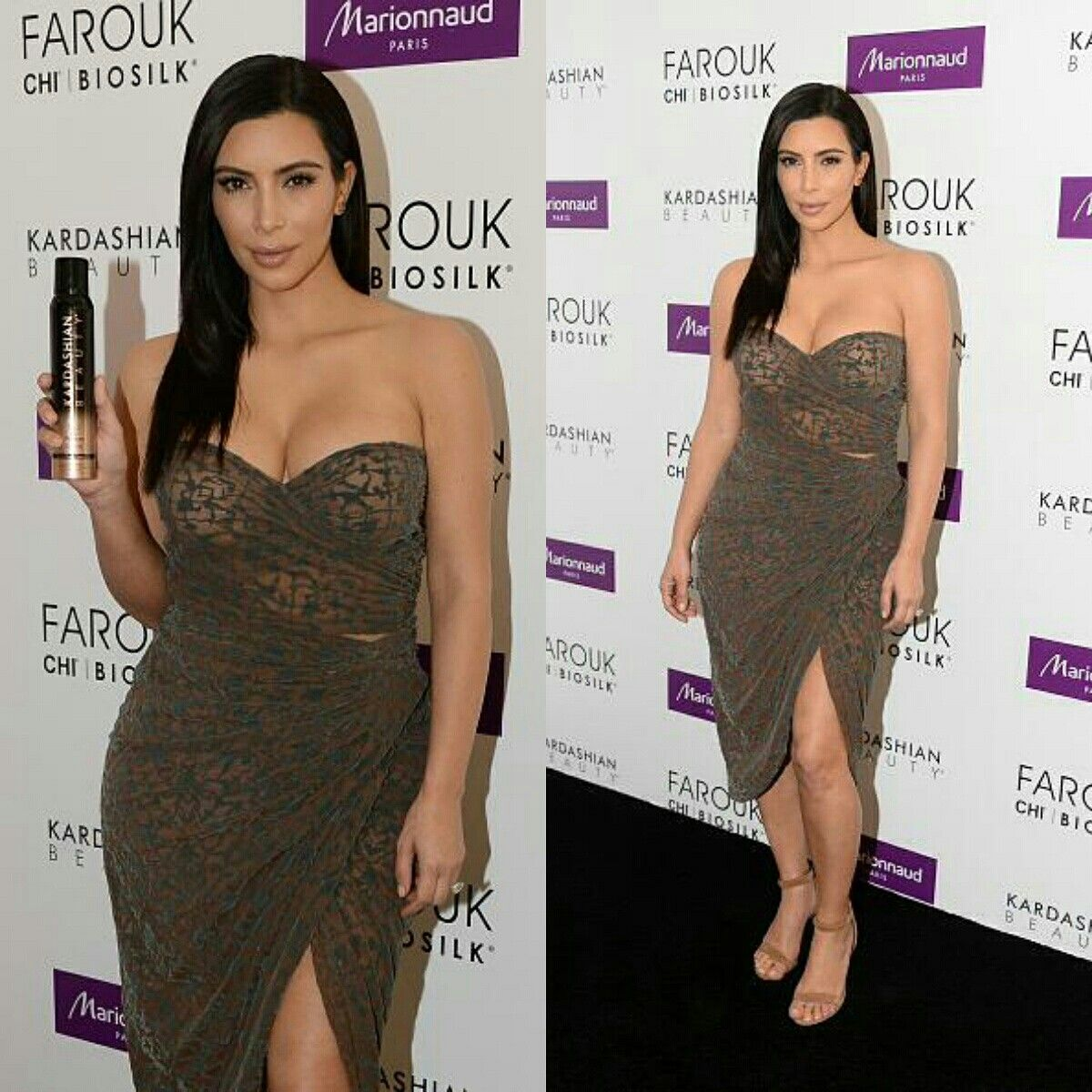Kim Kardashian showcases her curves as she hits 120lbs