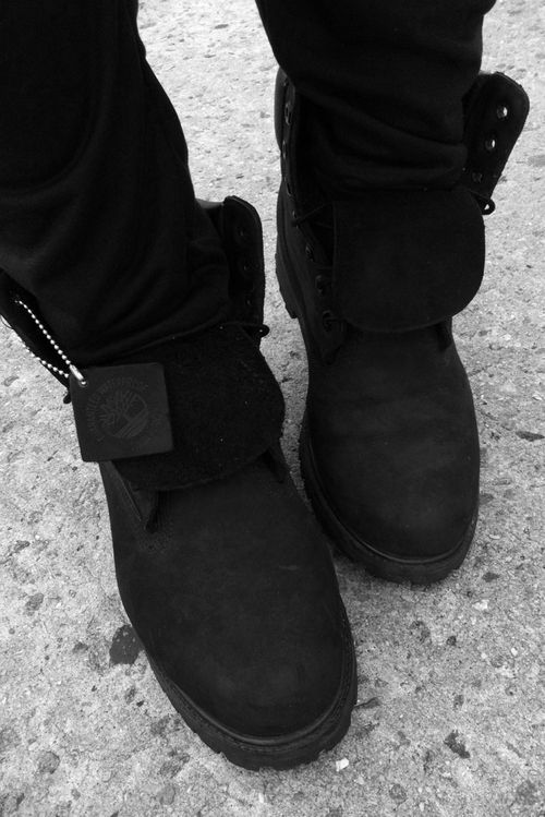 10ded0be black timberland boots | Swag King Louie | Botas timberland, Botas y ...