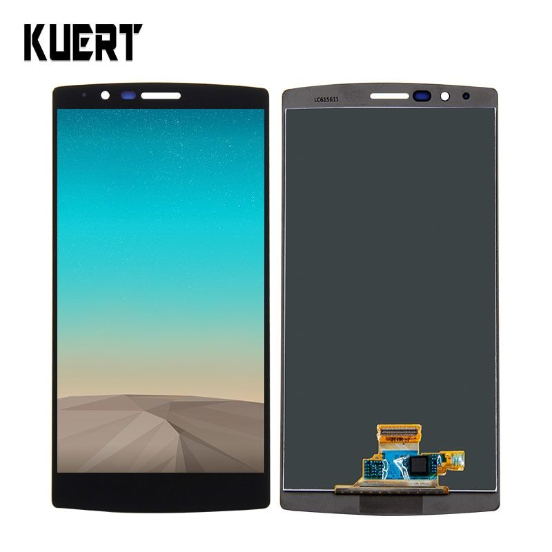 KUERT LCD For 5.5″LG G4 H818 H818P LCD Display Digitizer Screen Touch Panel Sensor Assembly Replacement Parts Dual Sim Version #touchpanel
