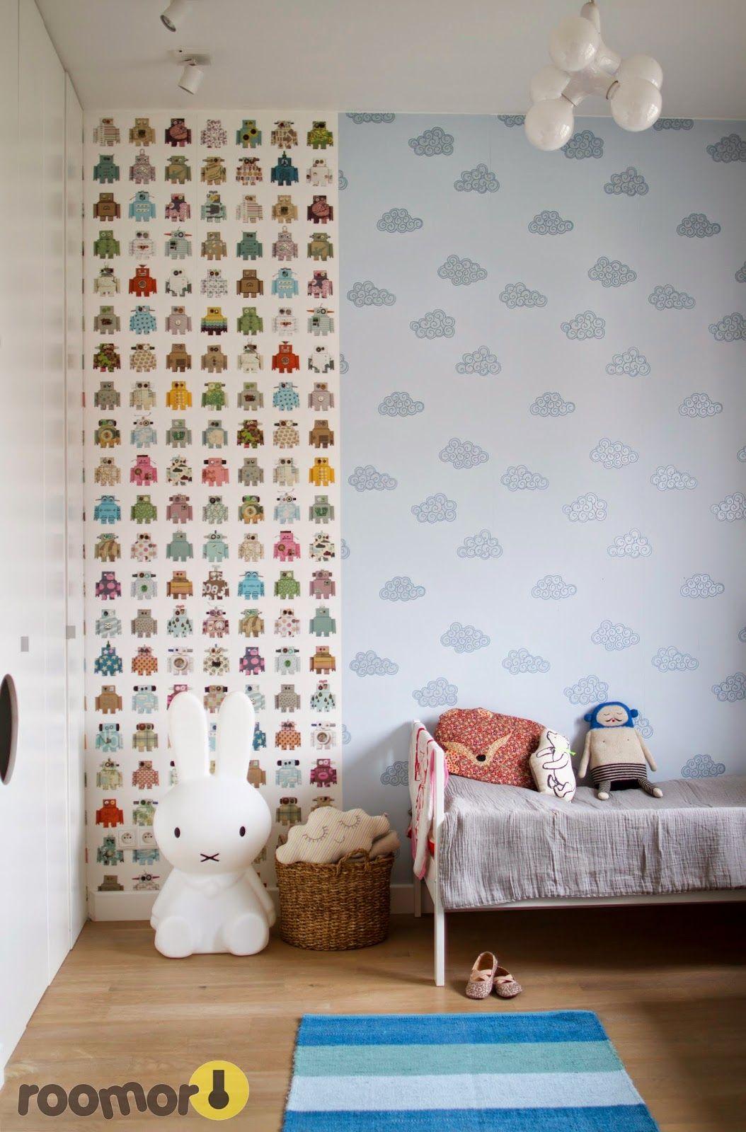 Roomor Wallpaper Kid S Bedroom