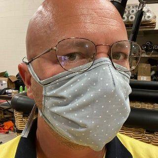 Photo of A.B. Mask – for a Nurse by a Nurse