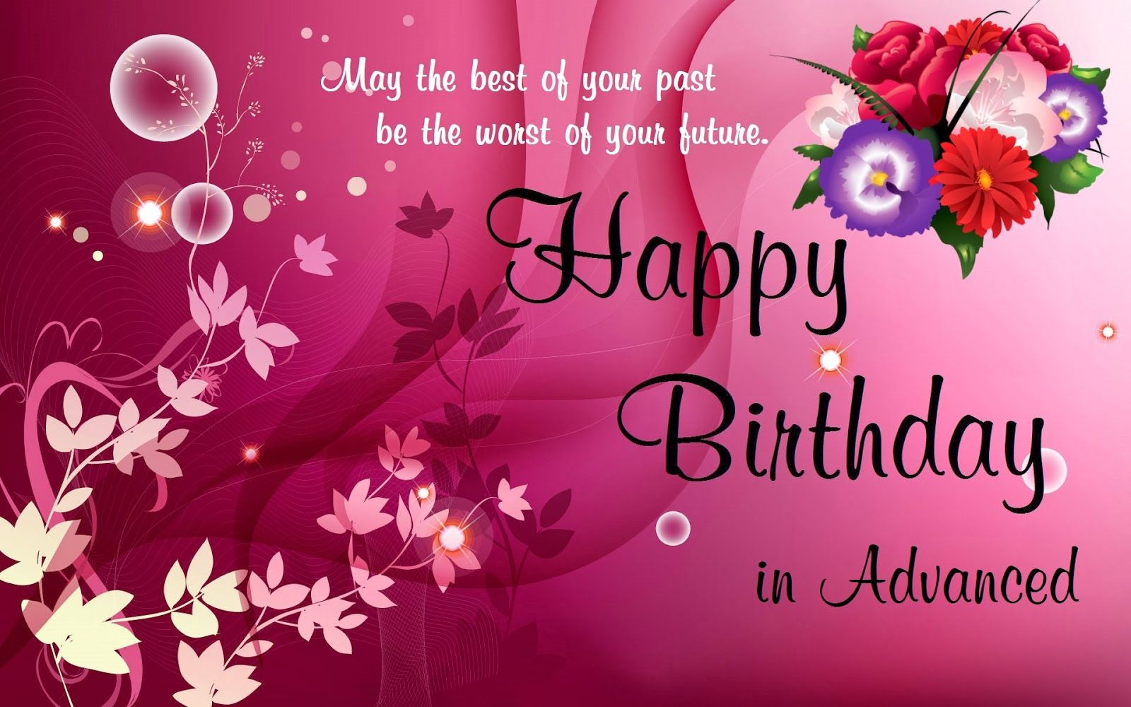 Best Birthday Wishes Quotes ~ Best happy birthday wishes free large images ideas for the
