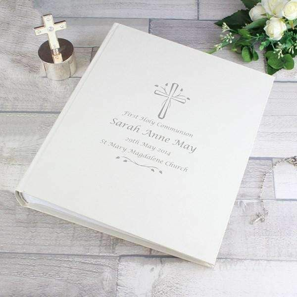 Personalised Silver Cross Traditional Photo Album