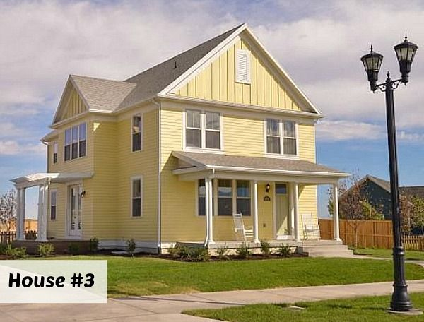 Choose One Three New Houses In Utah Inspired By Classic