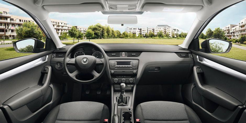 škoda octavia black interior | skoda octavia | Pinterest | Cars