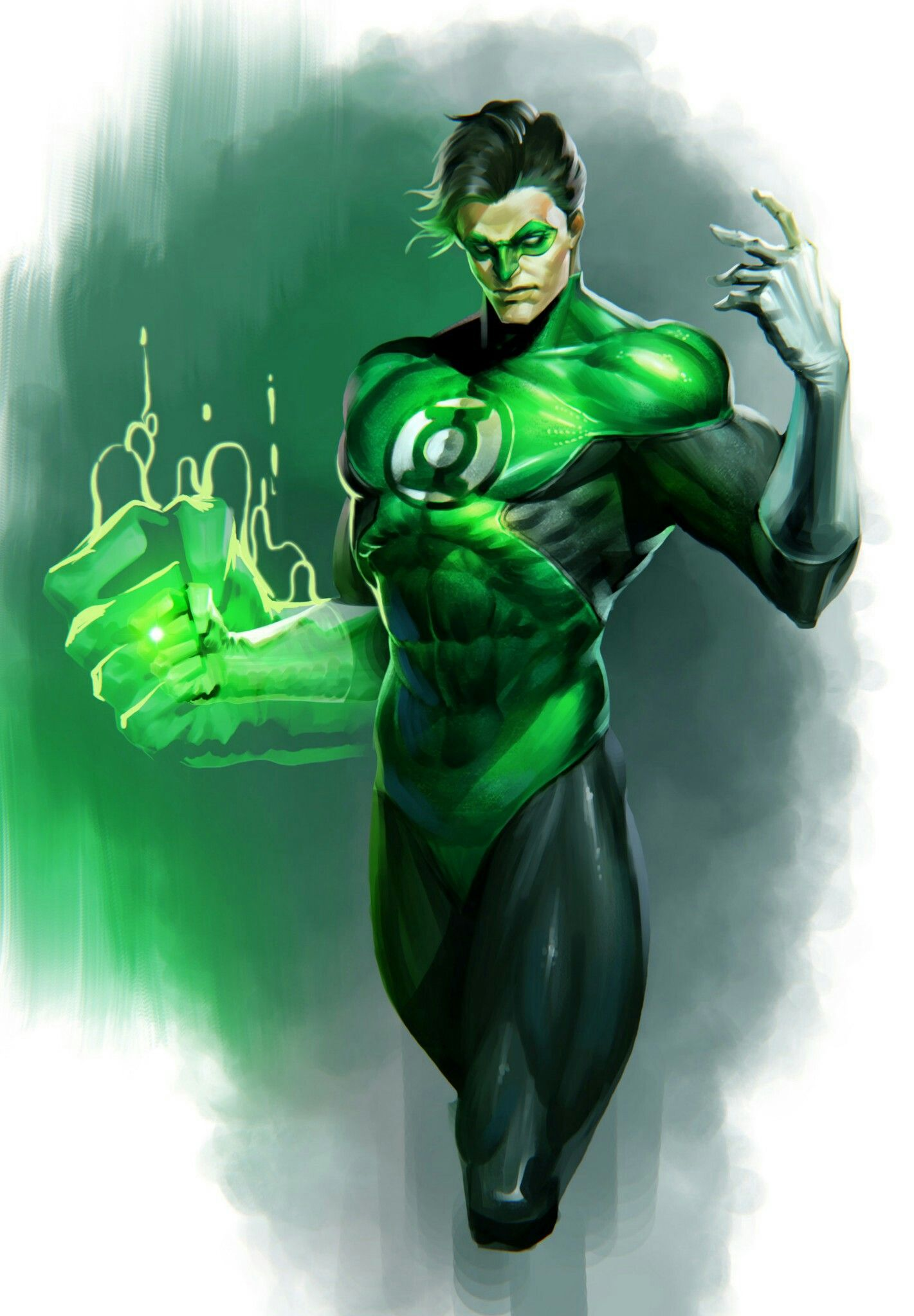 재문 윤 Hal Jordan Green Lantern Linterna Verde Comics Y Dibujos Animados Heroes De Dc Comics