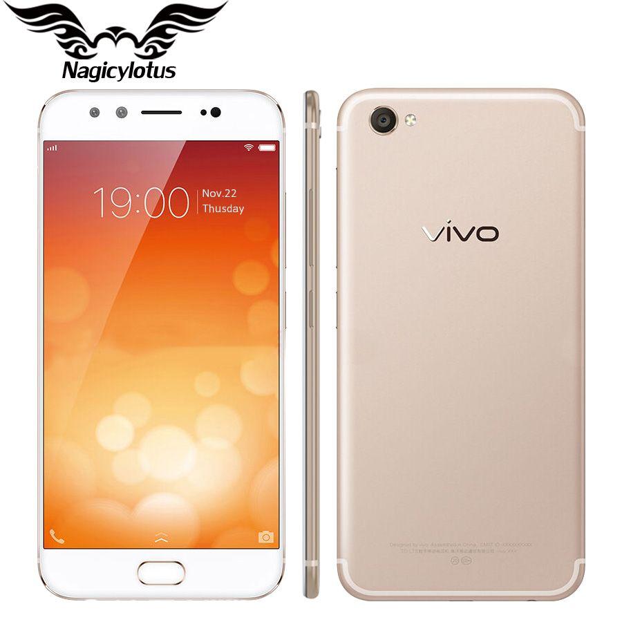 New Original Vivo X9 X 9 4g Lte 55 Inch Mobile Phone Octa Core 20 Handsfree 20ghz Front Dual 20mp 8mp Android 60 19201080 Fingerprint Price Usd 53249 United