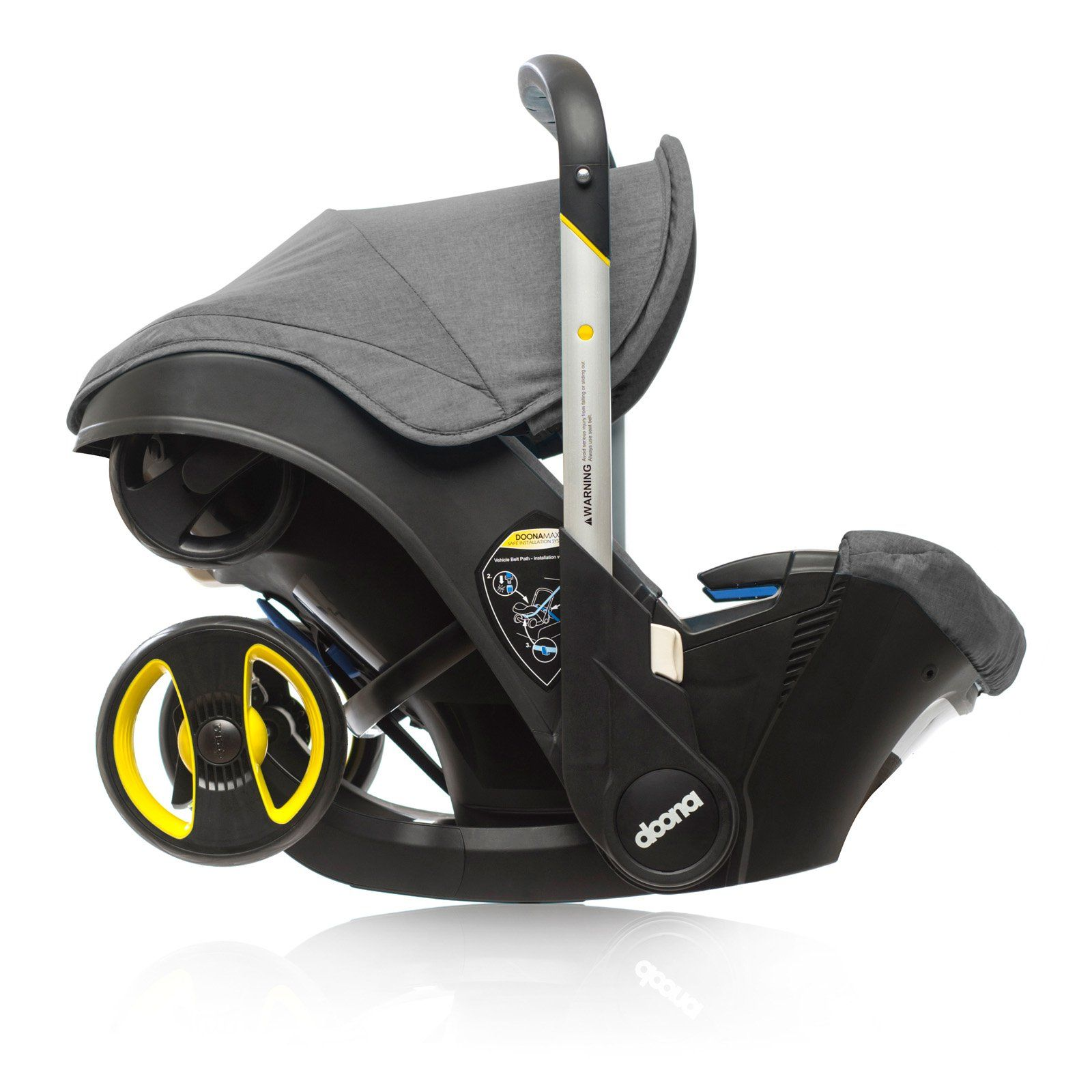 Doona Infant Car Seat Storm from Baby