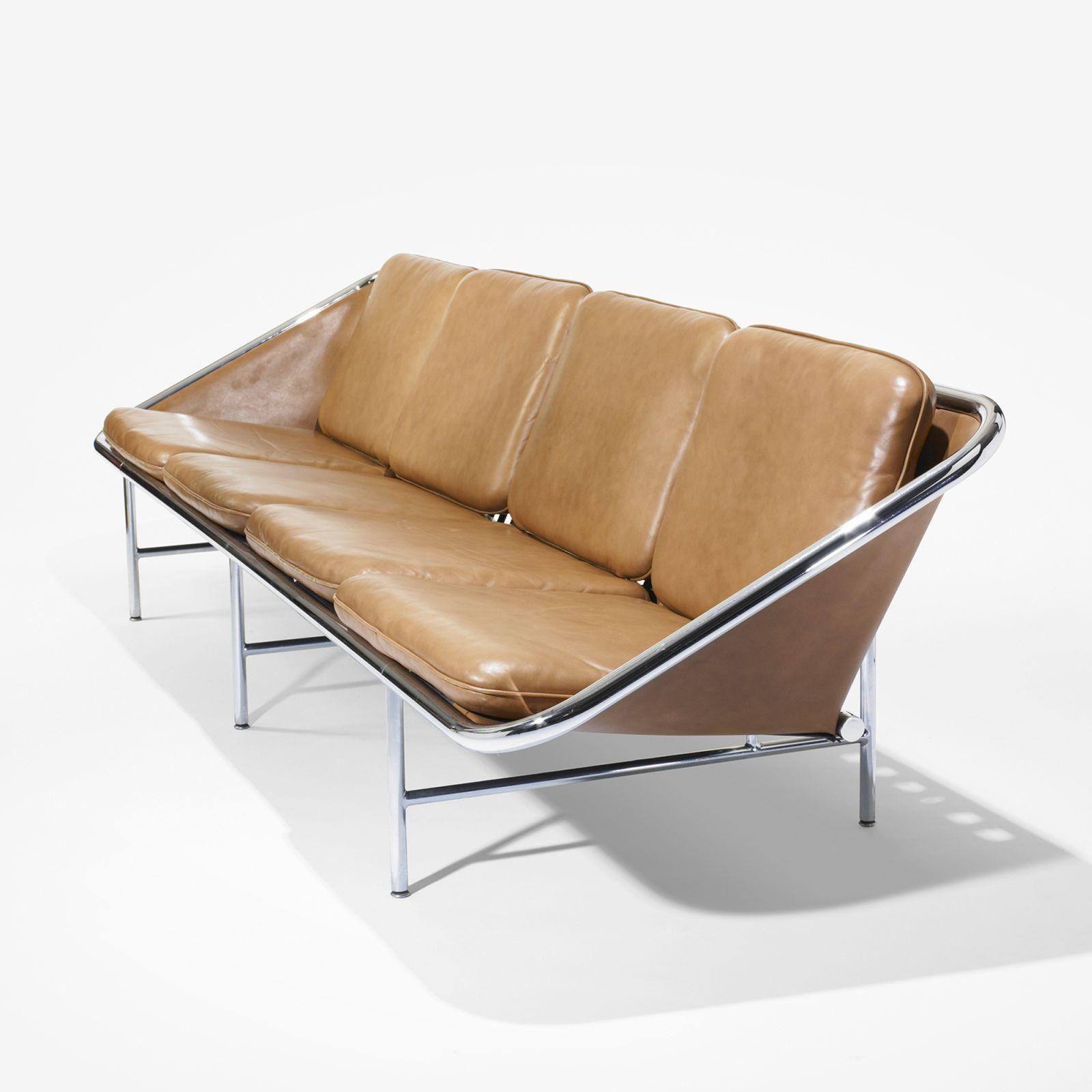 George Nelson Associates Sling Sofa Contemporary Sofa Design