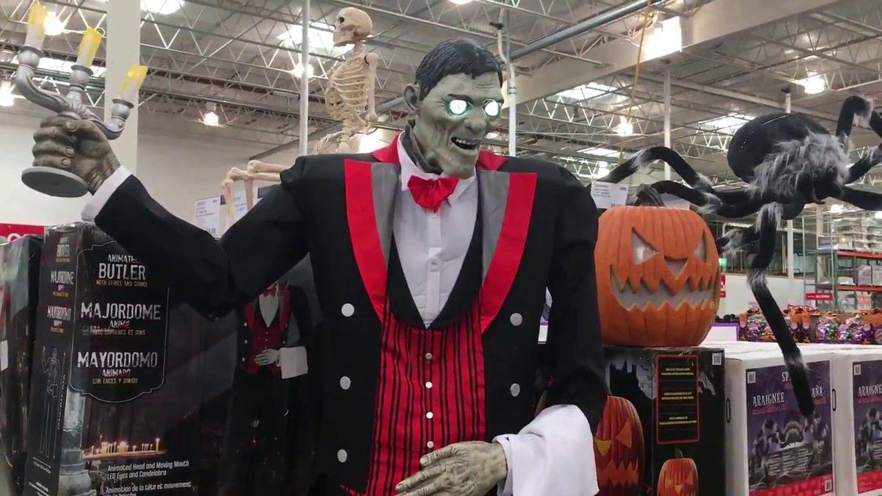 Costco Halloween Store Walkthrough 2017 Bens Halloween