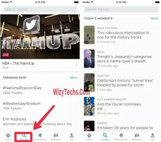 Introducing Explore Tab for Twitter