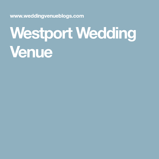 Beach Wedding Venues Washington State: Westport Wedding Venue (With Images)