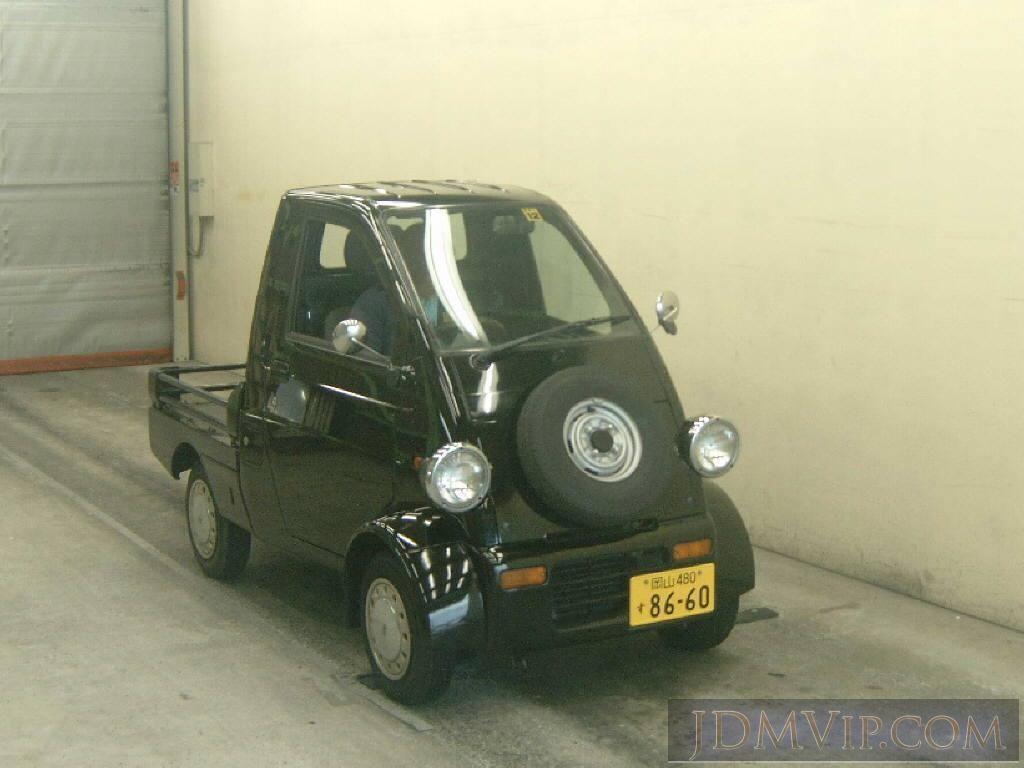 1996 Daihatsu Midget Ii D K100p Http Jdmvip Com Jdmcars
