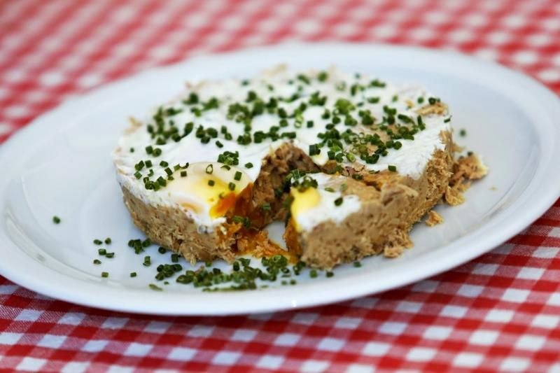 Bodybuilding rezept mit extrem viel protein thunfisch omelett aus der mikrowelle - Reis kochen mikrowelle ...