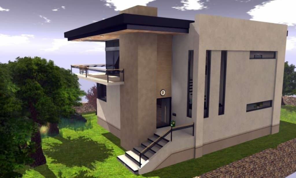 The Most Unimaginable Designs Of Concrete Tiny House Plans Concrete House Modern House Design Cinder Block House
