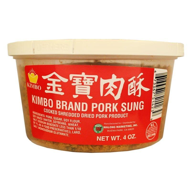Kimbo Pork Sung