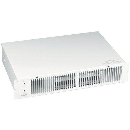 Broan 114 White Under Cabinet Or Vanity Electric Baseboard Kickspace Heater