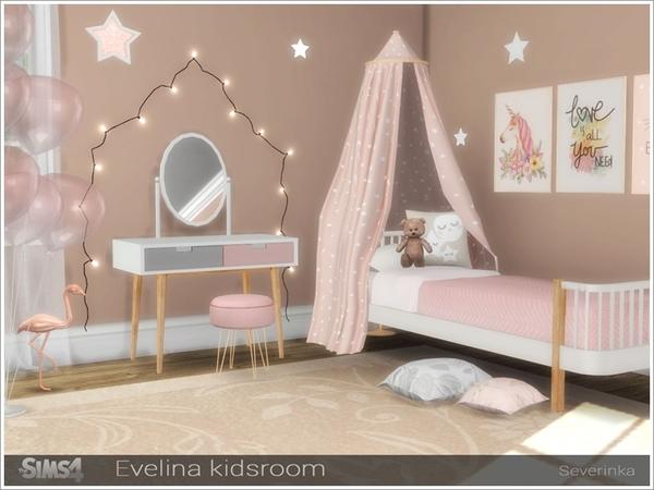 Severinka_'s Evelina kidsroom Dopecherryblossomheart