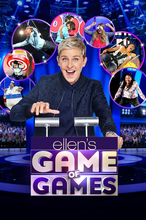 Ellen S Game Of Games Season 3 Episode 9 Watch Free New Year S Games Game Show Games