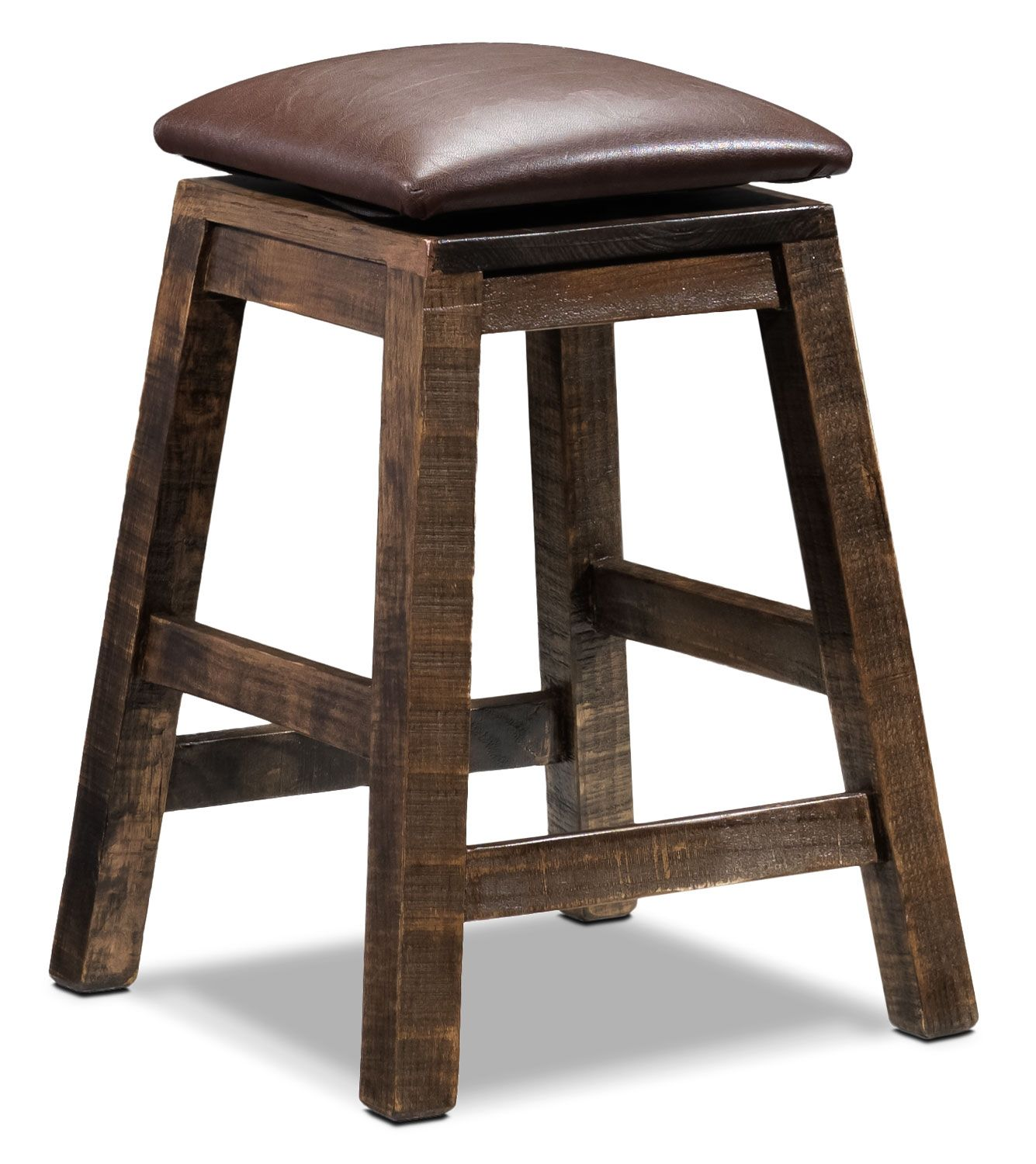 Dining Room Furniture-The Allison Pine Collection-Allison Pine Pub Table