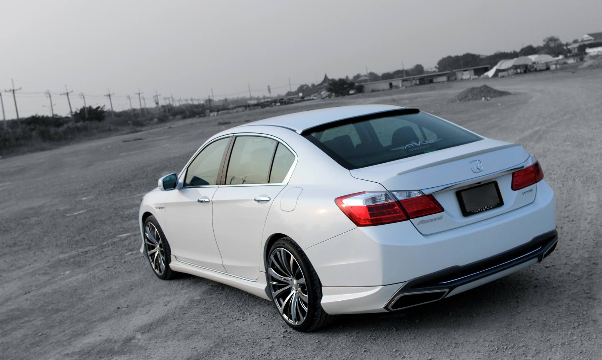 Accord ativus kit afaik only avail in thailand honda mostly accords pinterest honda honda accord and cars