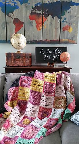 Hearthside Blanket FREE Pattern - Cypress Textiles | Projects I want ...