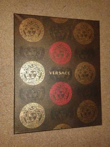 Versace Medusa Head Logo Canvas Stencils Amp Spray Paints