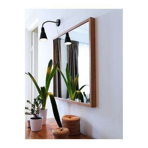 STAVE Miroir - chêne - IKEA | Idées salle de bain | Pinterest ...