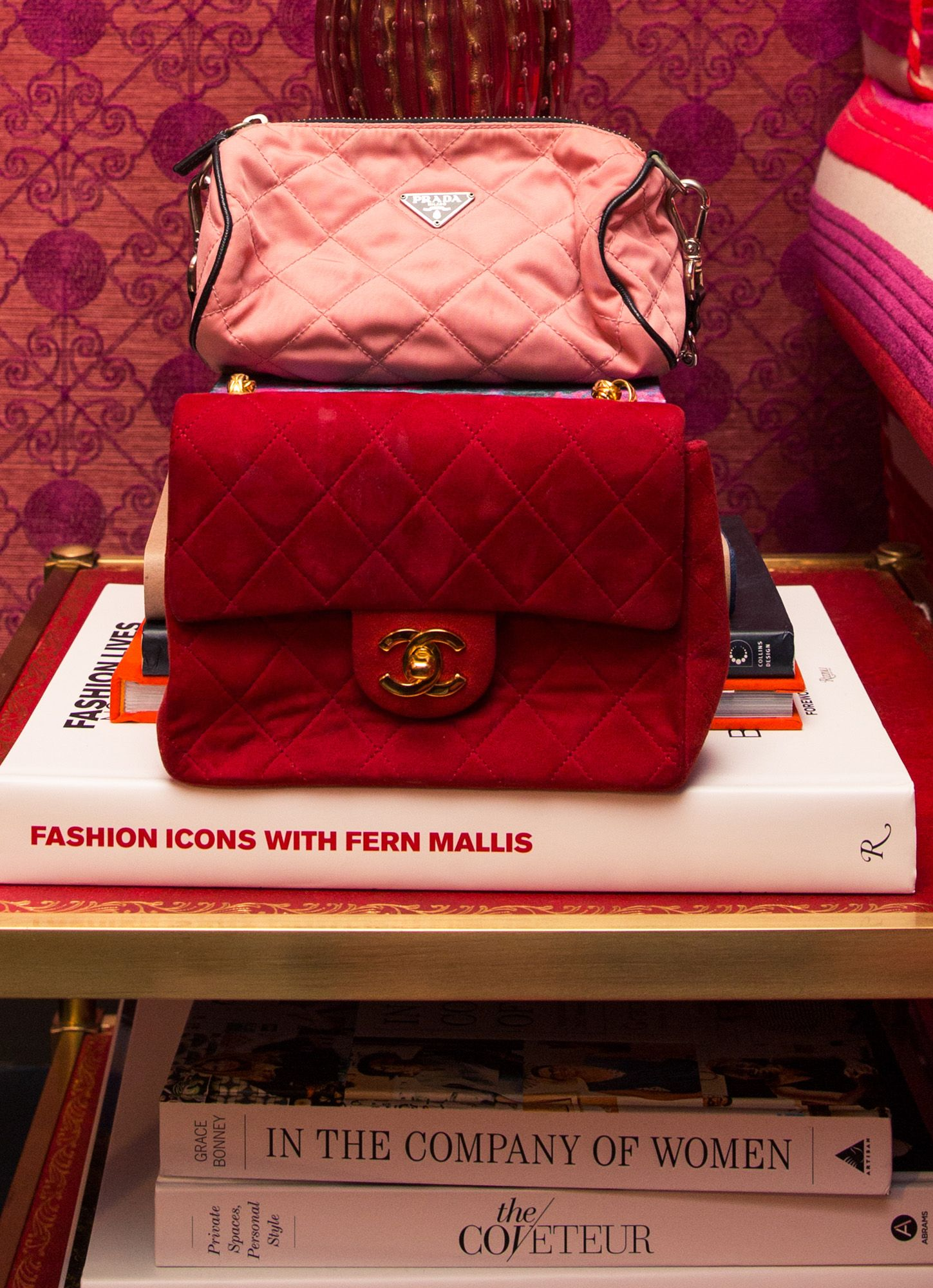 """Inside Kirna Zabête s CEO Beth Buccini Closet """"This was from a CHANEL  sample sale back in the day when sample sales were great! 7d64c4f27a75f"""