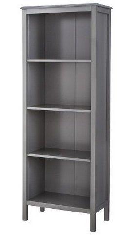 Threshold Windham 4-Shelf Bookcase - Gray / Grey Threshold https://www.amazon.com/dp/B00P008N4K/ref=cm_sw_r_pi_dp_x_h7nqybGS0RVX0