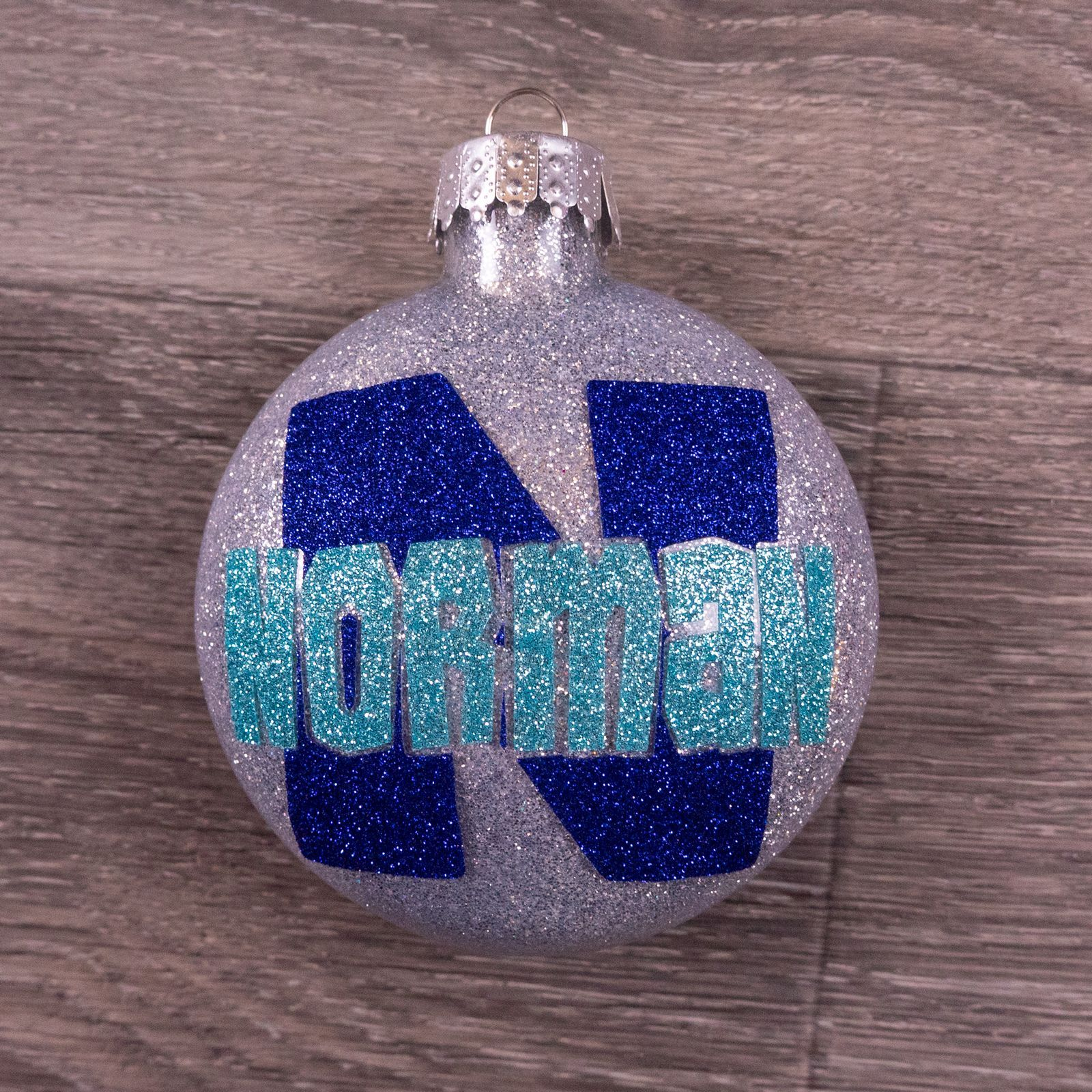 How To Make Custom Glitter Ornaments Specialty Materials Glitter Ornaments Custom Glitter Custom Ornament