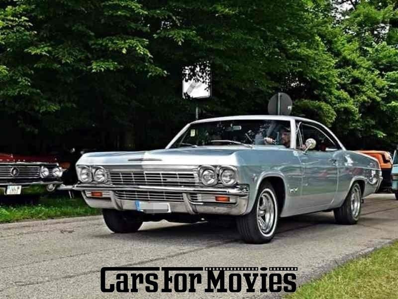 chevrolet impala ss usa 1965 carsformovies. Black Bedroom Furniture Sets. Home Design Ideas