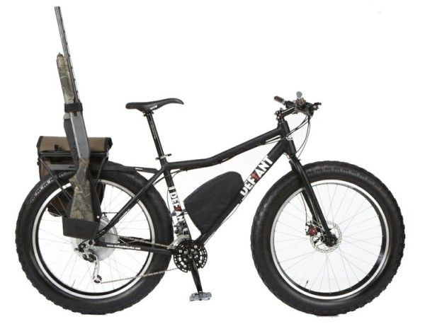 First Look: Defiant Bicycles\' Big Easy Electric Fatbike | SHTF in ...