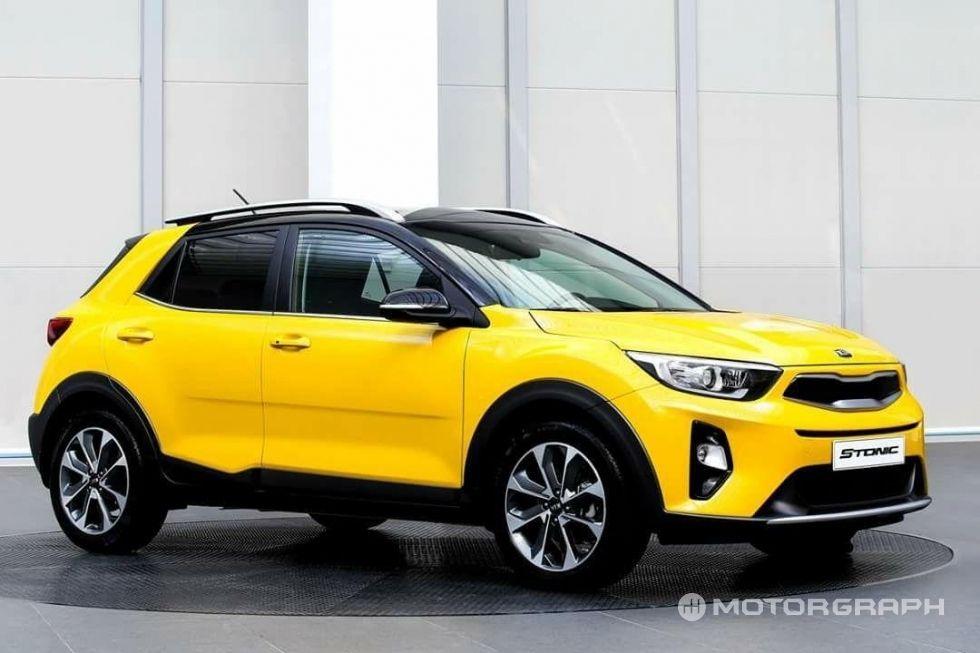 Kia Stonic Has Taken Venga S Place The Korean Car Company Will Take