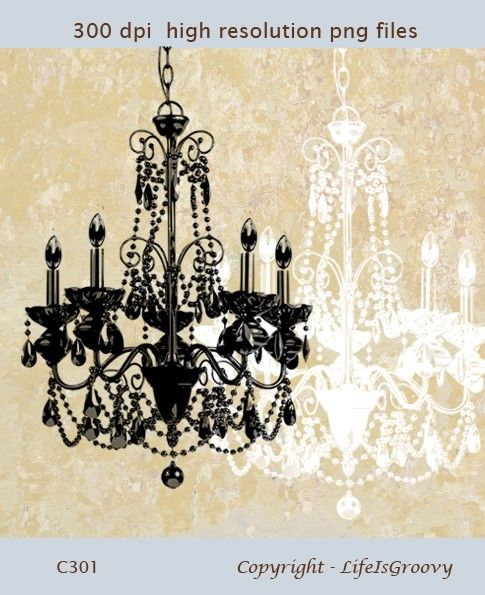 Vintage ornate chandelier french country style unique clipart for vintage ornate chandelier french country style unique clipart for do it yourself cards invites aloadofball Choice Image
