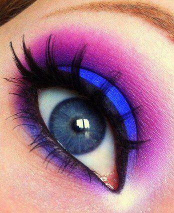 Blue Romance Artistry Makeup Eye Makeup Makeup